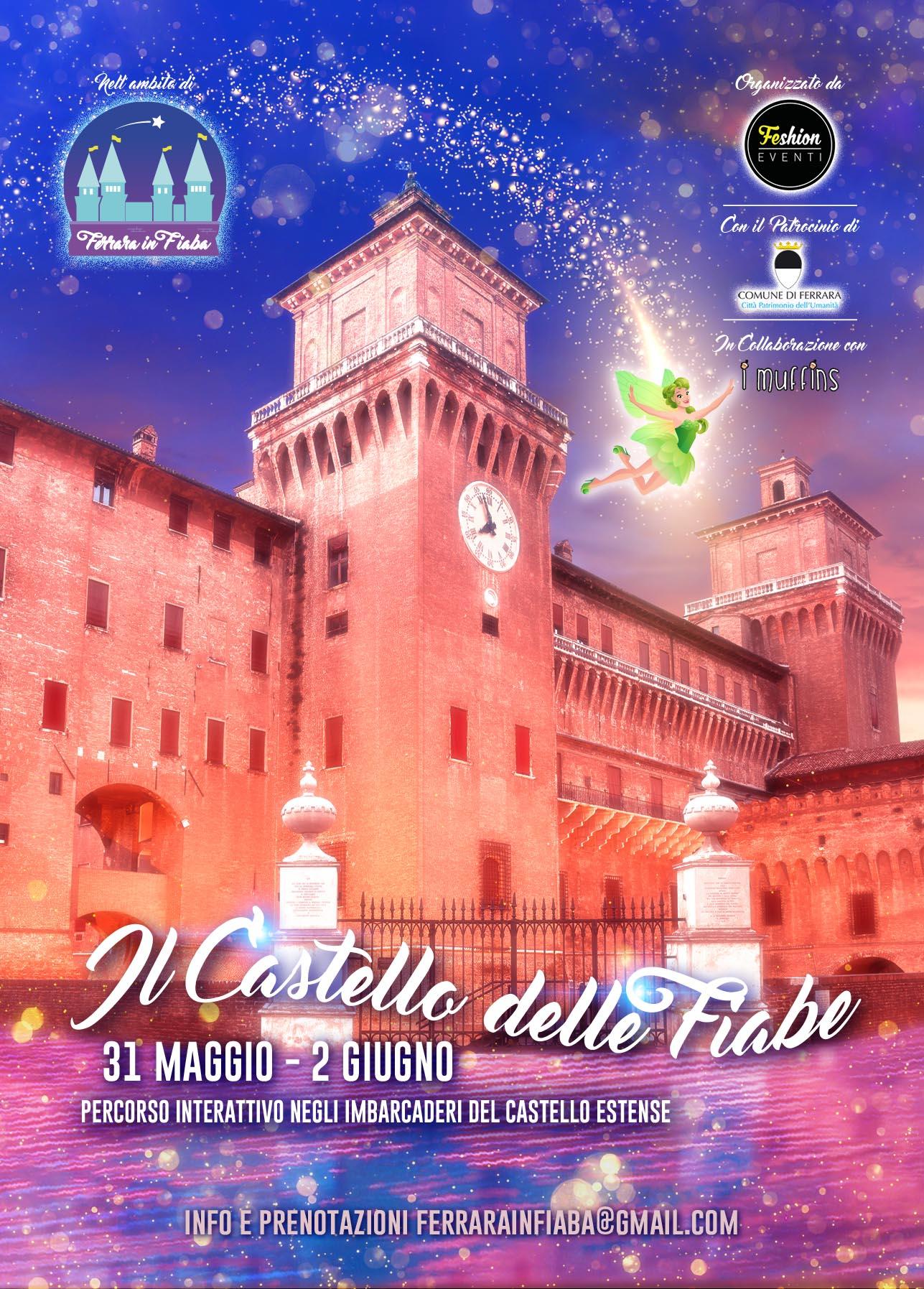 Letto A Castello A Ferrara.Il Castello Delle Fiabe Feshion