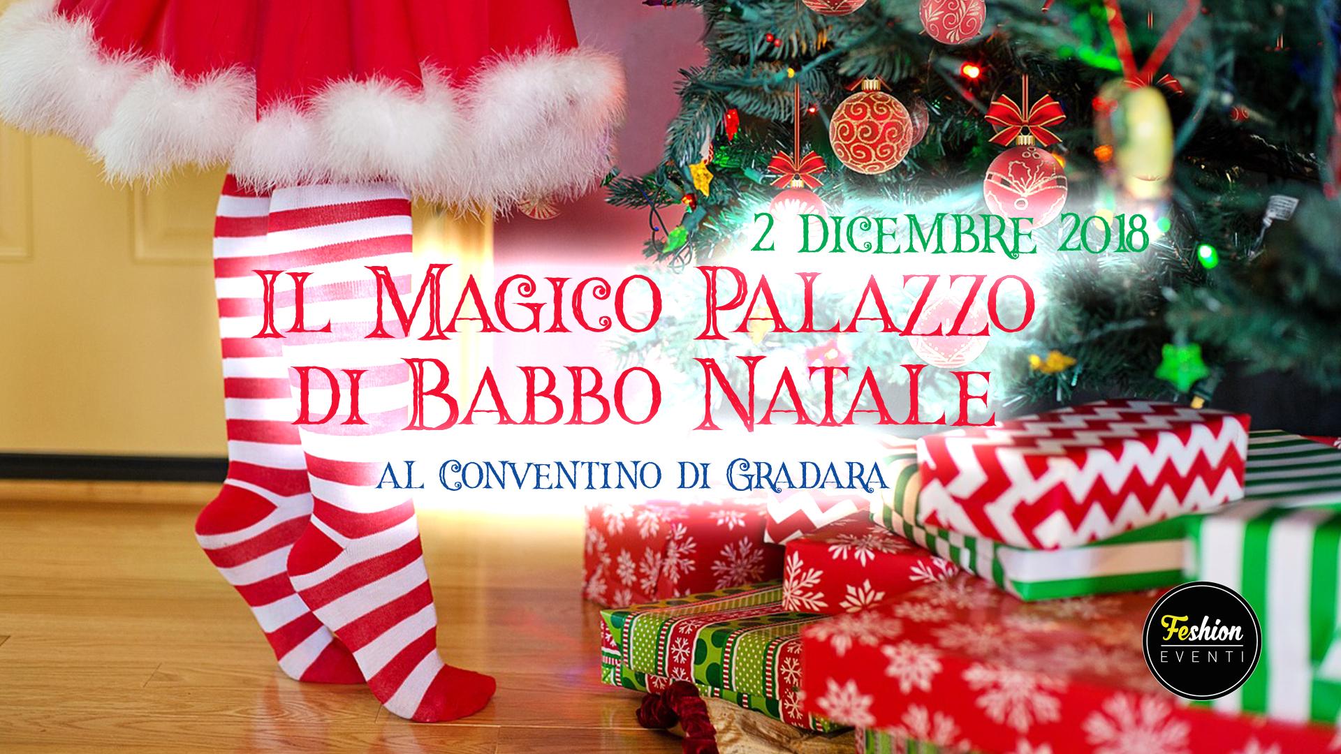 Casa Di Babbo Natale Al Polo Nord.Il Magico Palazzo Di Babbo Natale E Gradara Feshion